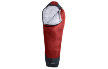Nordisk Puk +12° L Size ribbon red/black